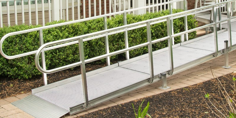 Aluminum vs. Wooden Ramps: Which Should I Install?